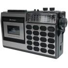 Retro Radio/Kassettenrekorder - 104295300000 - 1 - 140px