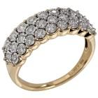 Ring 585 Gelbgold Diamanten   - 104319600000 - 1 - 140px