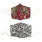 Fashion Maske paisley 2er Set - 104326700000 - 1 - 140px