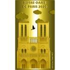Goldbarrenmünze Notre Dame - 104386600000 - 1 - 140px