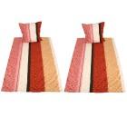AllSeasons Bettwäsche 4-teilig, Streifen/Ornament - 104391800000 - 1 - 140px