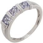 Ring 925 Sterlng Silber Tansanit   - 104406000000 - 1 - 140px