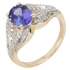 Ring 375 Gelbgold AATansanit   - 104415200000 - 1 - 140px