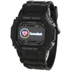 Jay-tech Outdoor Smartwatch SWi2, schwarz - 104416300000 - 1 - 140px
