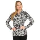 Damen-Pullover, schwarz/multicolor   - 104418300000 - 1 - 140px