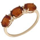 Ring 585 Gelbgold Madeira Citrin+Zirkon   - 104422200000 - 1 - 140px