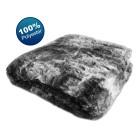 Kunstpelz-Decke in schwarzer Felloptik - 104427700000 - 1 - 140px