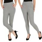 FASHION NEWS 2er Pack Jeans-Leggings grau/grau - 104471900000 - 1 - 140px