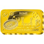 UEFA EURO 2020™ Rom 0,5g Goldbarren - 104645800000 - 1 - 140px