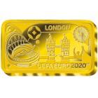 UEFA EURO 2020™ London, Goldbarren - 104646100000 - 1 - 140px