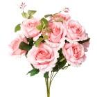 Rosenbusch rosa, ca. 50 cm - 104678800000 - 1 - 140px