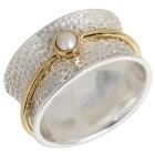 Ring 925 St. Silber Süßwasserzuchtperle   - 104796400000 - 1 - 140px