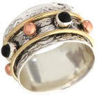 Ring 925 Sterling Silber Onyx   - 104797100000 - 1 - 140px