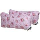Stoffhanse Kissen 40 x 80, 2-teilig, floral pink - 104862400000 - 1 - 140px