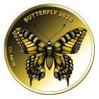 Goldklassiker Schmetterling 2020, 0,33 g - 104909700000 - 1 - 140px