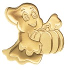 Goldmünze Kleines Gespenst 0,5g 0.9999 shaped - 104911700000 - 1 - 140px