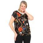 Z-ONE Damen T-Shirt bedruckt multicolor   - 104949900000 - 1 - 140px