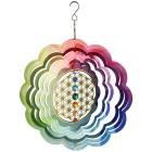 Windspiel Rainbow Chakra 25cm Ø - 104950900000 - 1 - 140px