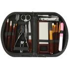 Maniküre und Make Up Set 19-teilig schwarz