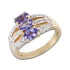 Ring GG750,AAATansanit,Brillan   - 14079600000 - 1 - 140px