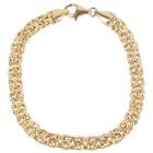 Königsarmband Sterling Silber, vergoldet - 14719400000 - 1 - 140px