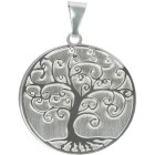 Anhänger 925 Sterling Silber Baum des Lebens - 14797600000 - 1 - 140px