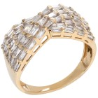 Ring 585 Gelbgold Diamanten Gr.19 - 14946910202 - 1 - 140px