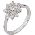Ring 925 Sterling Silber Zirkonia   - 14950400000 - 1 - 140px