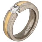 Ring Titan, Zirkonia Gr.18 - 14966910201 - 1 - 140px