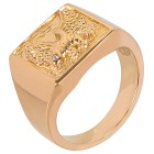 Ring 585 Gelbgold Adler Brillant   - 14970600000 - 1 - 140px