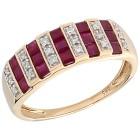 Ring 585 Gelbgold Rubin   - 15095300000 - 1 - 140px
