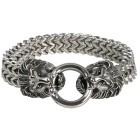 Armband Edelstahl Löwe - 15100700000 - 1 - 140px