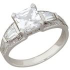 Ring 925 Sterling Silber Zirkonia Gr.19 - 15103510302 - 1 - 140px