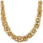 Königskette Bronze, vergoldet vergoldet - 15114410201 - 1 - 140px