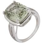 Ring 925 Sterling Silber Prasiolith Gr. 20 - 15126110303 - 1 - 140px