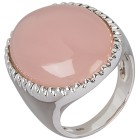 Ring 925 Sterling Silber Calzedon pink   - 15127100000 - 1 - 140px