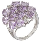 Ring 925 Sterling Silber Amethyst   - 15128700000 - 1 - 140px
