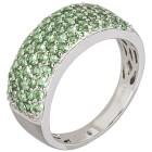 Ring 925 Sterling Silber Tsavorit   - 15128800000 - 1 - 140px