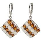 Ohrhänger 925 Sterling Silber Äthiopischer Opal - 15131700000 - 1 - 140px