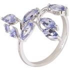 Ring 925 Sterling Silber Tansanit Gr.20 - 15139210404 - 1 - 140px