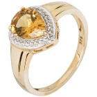 Ring 375GG Goldberyll Gr. 20 - 15147810302 - 1 - 140px