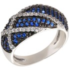 Ring 925 Sterling Silber, Zirkonia   - 15169300000 - 1 - 140px