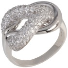 Ring 925 Sterling Silber Zirkonia   - 15169400000 - 1 - 140px