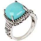 Ring 925 Sterling Silber Sleeping Beauty Türkis Gr. 18 - 15197110301 - 1 - 140px