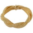 Flechtarmband 750 Gelbgold ca. 20 cm - 15249600000 - 1 - 140px