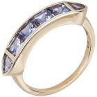 Ring 375 Gelbgold AATansanit Gr. 17 - 15301810301 - 1 - 140px