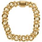 Armband Edelstahl vergoldet