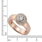 Celesta Ring 925 Sterling Silber Ringgröße 058 (18,5) - 19510610403 - 1 - 140px