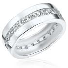 Rafaela Donata Silberring Zirkonia Ringgröße 56 - 19526910604 - 1 - 140px