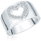 Rafaela Donata Silberring Ringgröße 58 - 19527110605 - 1 - 140px